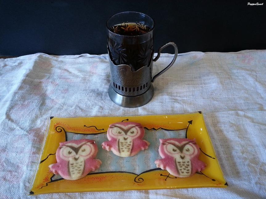 tea and owls